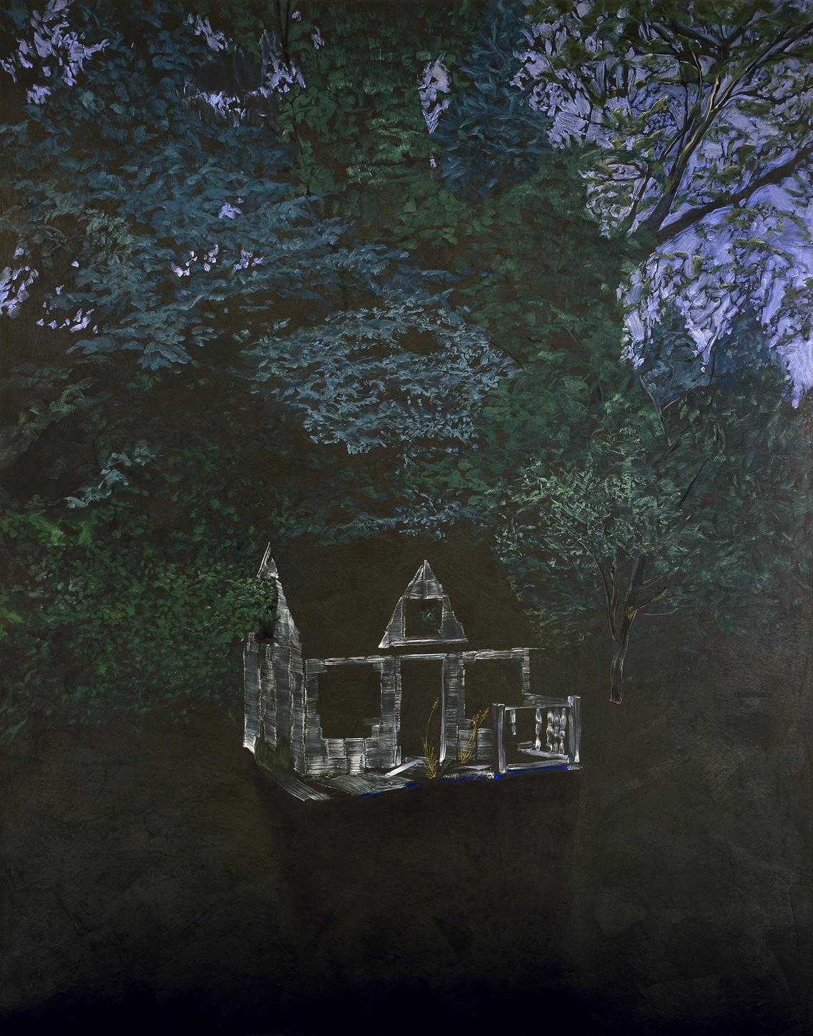 haunted tiny house