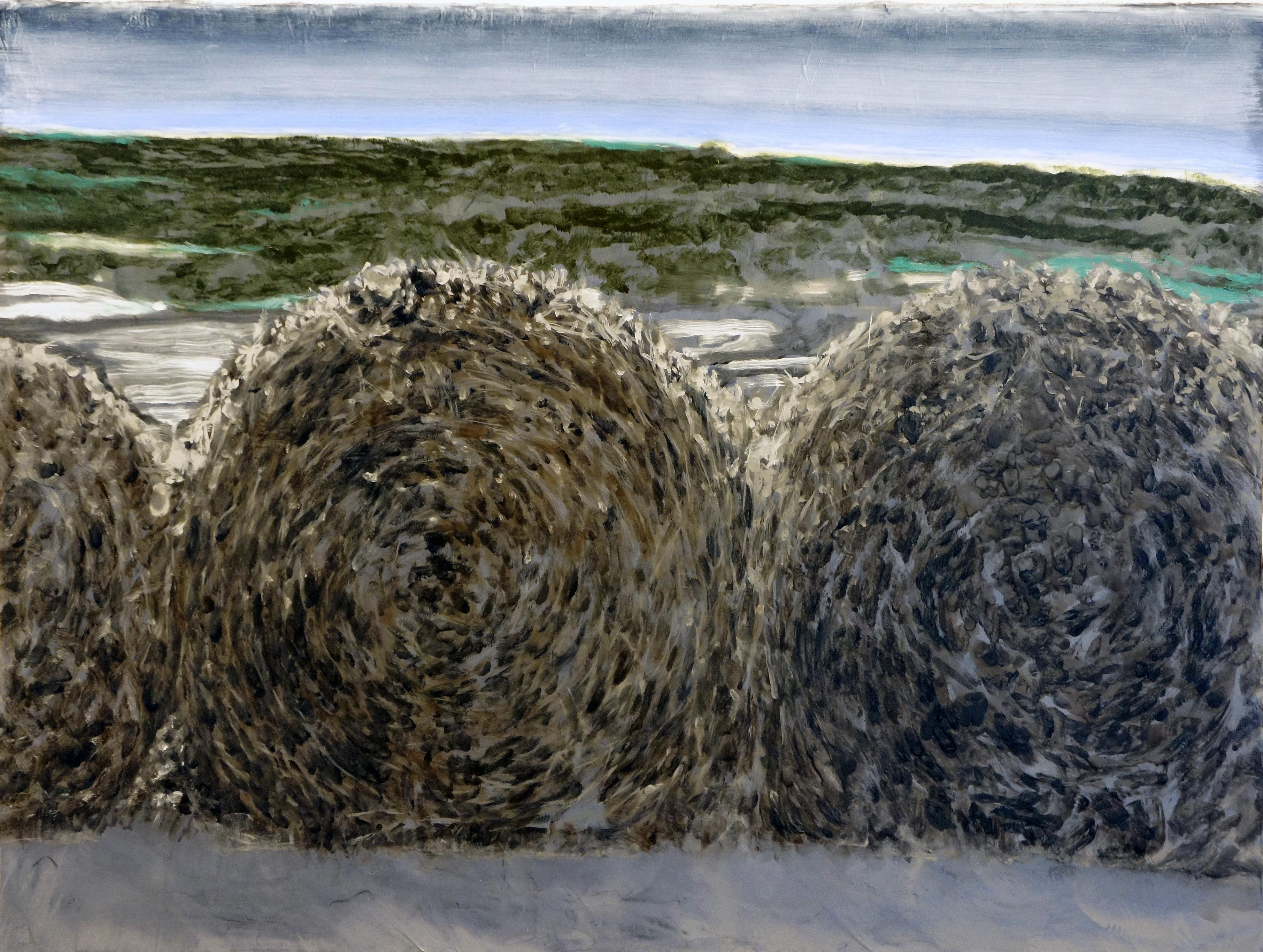 haystack at night 4